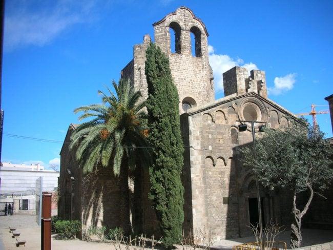 Сант Пау дель Камп